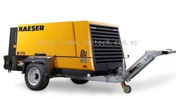 655 cfm Portable Air Compressor