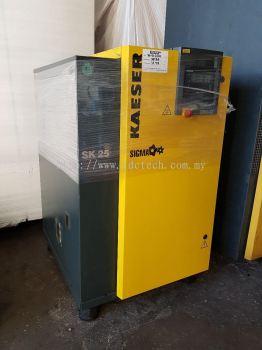 20 hp screw air compressor