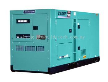 Generator Set 200 kVA