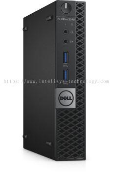 Dell Optiplex 3040 Desktop DEL-OPT3040MICRO-i3104G500G-W107