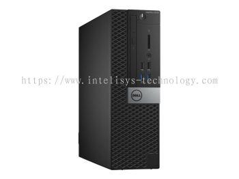 Dell Optiplex 3040 Desktop DEL-OPT3040SSF-i5504G1T-W107