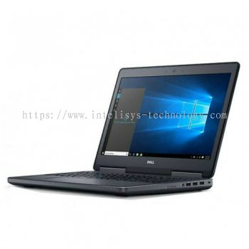 Dell Mobile Precision 7510 Workstation DEL-M7510-i7828GB50-W107