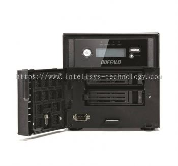 Buffalo TeraStation 5000 (2Bays) 8.0TB Axis Model TS5200D0802S-AP NAS