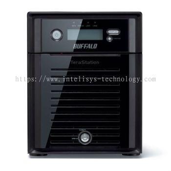 Buffalo TeraStation 5000 (4Bays) NAS Grade 4.0TB TS5400DN0404-WR