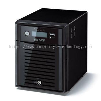 Buffalo TeraStation 5000 (4Bays) NAS Grade 8.0TB TS5400DN0804-WR