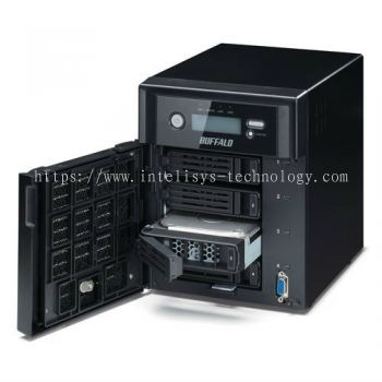 Buffalo Windows Storage Server 5000 NAS Grade (4Bays) 4.0TB WS5400DN0404W2WR