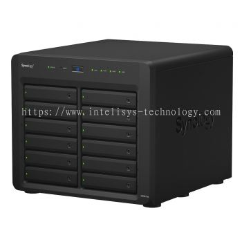 Synology DS3615xs (12 Bays) NAS