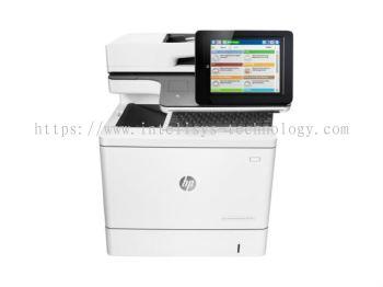 HP LJ Enterprise 500 Color Flow MFP M577z Color Multifunction High End LaserJet Printer