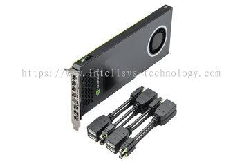Leadtek NVIDIA Quadro NVS 810 4GB D3