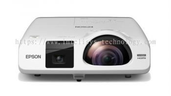 EPSON EB-536Wi (Short Throw Interactive) Projector