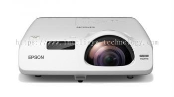 EPSON EB-520 (Short Throw - Retail Model) Projector