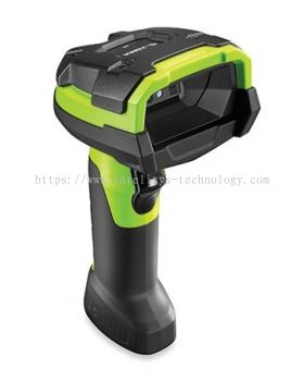Zebra DS3608-ER Ultra-Rugged Handheld Scanners: 2D Array Imagers (Corded)