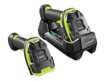 Zebra LI3678 Ultra-Rugged Handheld Scanners: Linear (Cordless Bluetooth)