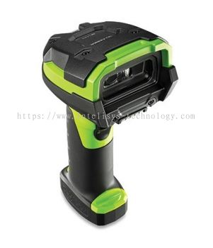 Zebra LI3608 Ultra-Rugged Handheld Scanners: Linear (Corded)
