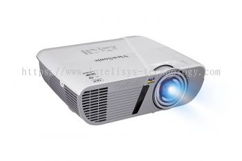 ViewSonic PJD6352LS Short Throw-Ultra Short Throw Projector