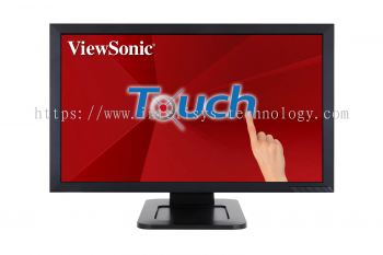 "ViewSonic TD2421 23.6"" Full HD Optical Touch Monitor"