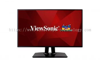 "ViewSonic VP2768 27"" WQHD Hardware Calibration Professional Monitor with SuperClear IPS Panel"