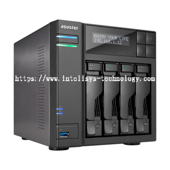 Asustor AS7004T-i5 4-Bay Tower NAS