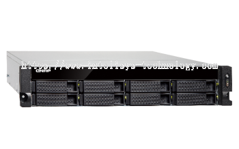 QNAP TS-831XU-4G 8-Bay 2U Rack (Business-Middle End)
