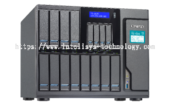 QNAP TS-1635-8G 16-Bay Tower (Business-Middle End)
