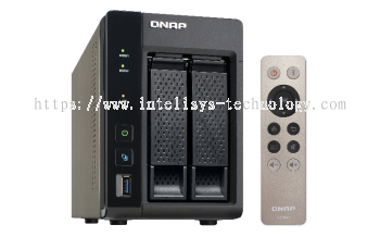 QNAP TS-253A-4G 2-Bay Tower (Business-Middle End)