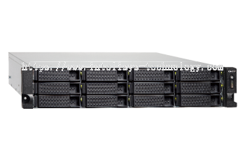 QNAP TS-1263U-4G 12-Bay 2U Rack (Business-Middle End)