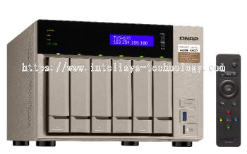 QNAP TVS-673-8G 6-Bay Tower (Business-High End)