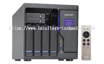 QNAP TVS-682-i3-8G 6-Bay Tower (Business-High End)