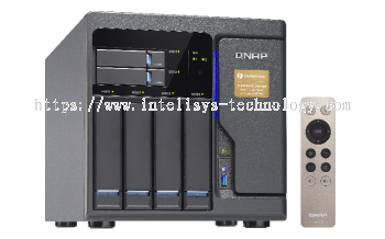 QNAP TVS-682T-i3-8G 6-Bay Tower (Business-High End)