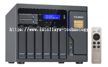 QNAP TVS-882T-i5-16G 8-Bay Tower (Business-High End)