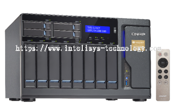 QNAP TVS-1282T-i5-16G 12-Bay Tower (Business-High End)