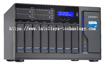 QNAP TVS-1282T3-i5-16G 12-Bay Tower (Business-High End)