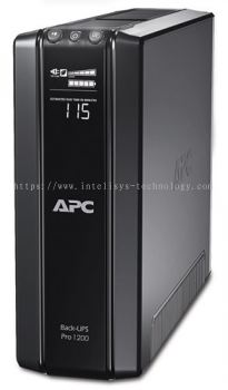 BR1200GI (APC Power-Saving Back-UPS Pro 1200, 230V)
