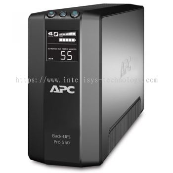 BR550GI (APC Power-Saving Back-UPS Pro 550)
