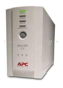 BK500EI (APC Back-UPS 500, 230V)