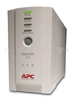 BK350EI (APC Back-UPS 350, 230V)