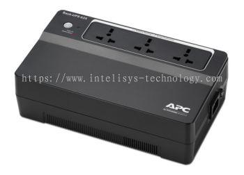 BX625CI-MS (APC Back-UPS 625VA, 230V, AVR, Floor, Universal Sockets)