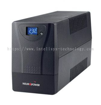 Neuropower Compact Touch 850T 850VA