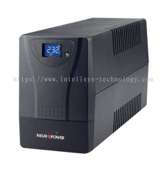 Neuropower Compact Touch 1K0T 1000VA