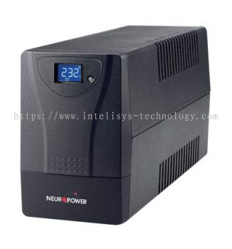 Neuropower Compact Touch 2K0T 2000VA