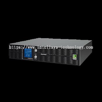 CyberPower PR1500ELCDRT2U 1500VA/1000W