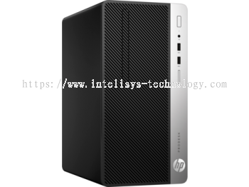 HP ProDesk 400 G4 1RY47PT Microtower Desktop