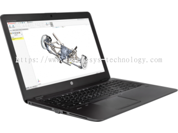 HP ZBook 15u G4 2EC40PA Mobile Workstation