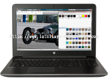 HP ZBook 15 G4 2EC43PA Mobile Workstation