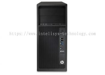 HP Z240 Workstation 3CM39PA#AB4