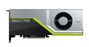 NVIDIA Quadro RTX6000 (24GB DDR6)