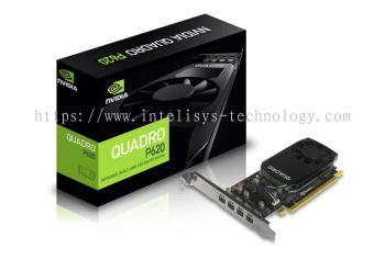 NVIDIA Quadro P620 (2GB D5/128bit)