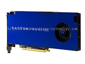 AMD RADEON PRO FIREPRO WX7100 8G D5 DP 256BIT