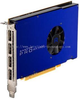 AMD RADEON PRO FIREPRO WX5100 8G D5 DP 256BIT