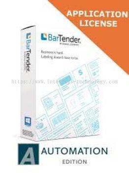 BarTender Professional - Application License